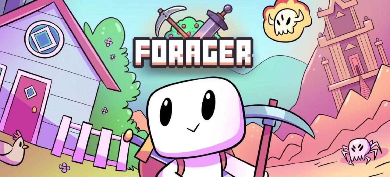 Forager (Action-Adventure) von Humble Games