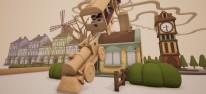 Tracks - The Train Set Game: Spielzeugeisenbahn-Baukasten für PC und Xbox One eröffnet