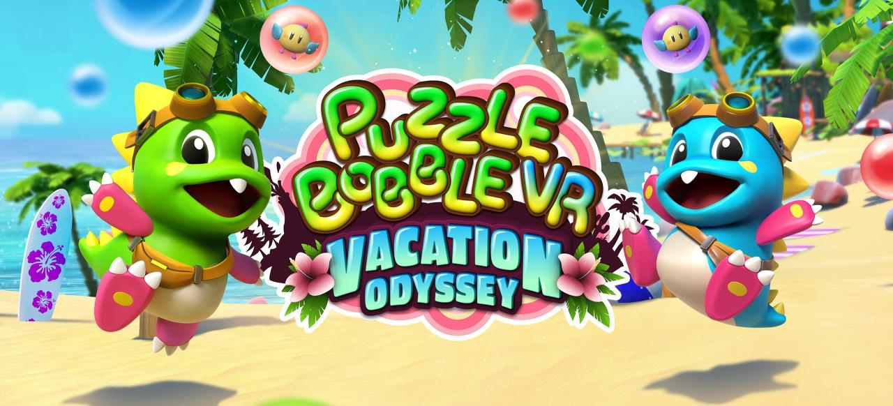 Puzzle Bobble VR: Vacation Odyssey (Logik & Kreativität) von Taito