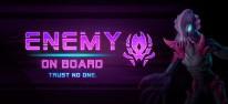 Enemy on Board: Asymmetrische Multiplayer-Action für PC im Anflug
