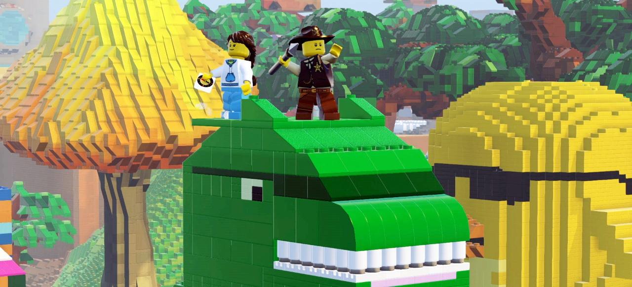 Lego Worlds Test Simulation Playstation 4 Pc Xbox One