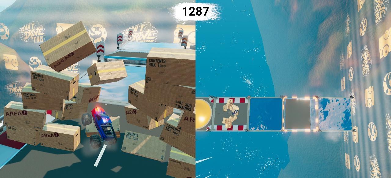 Can't Drive This (Rennspiel) von Perp Games/Pixel Maniacs