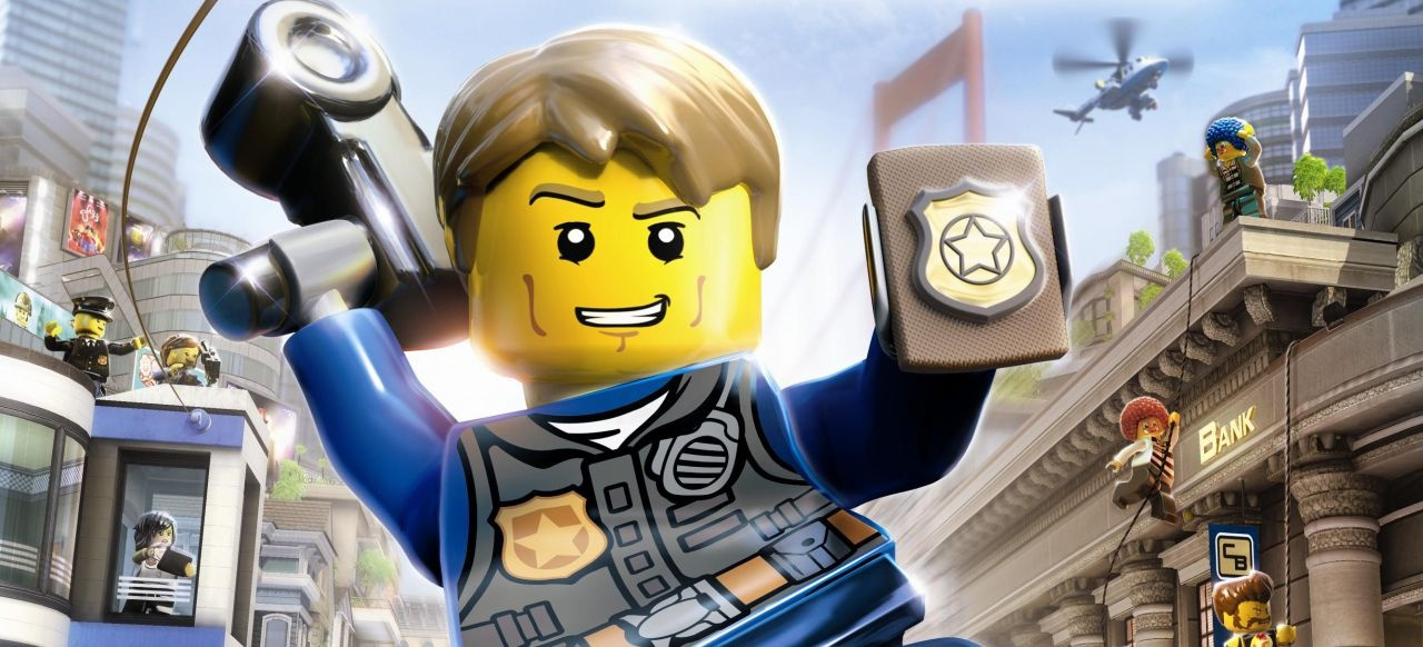 Lego City Undercover (Action-Adventure) von Warner Bros. Interactive Entertainment