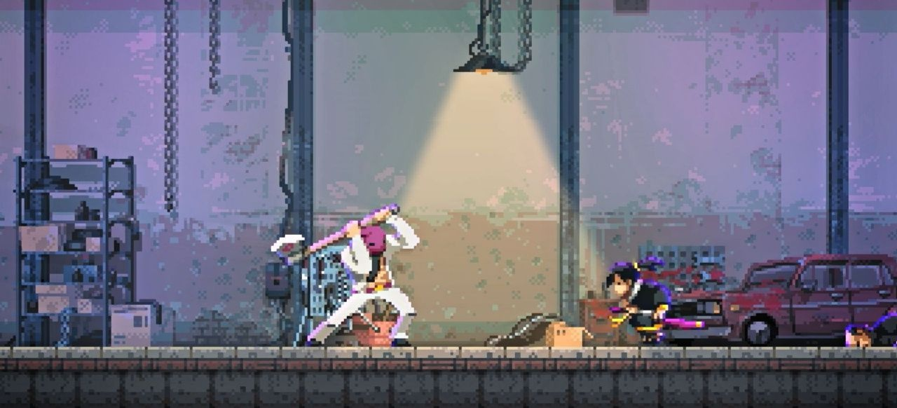 Katana ZERO (Action) von Devolver Digital