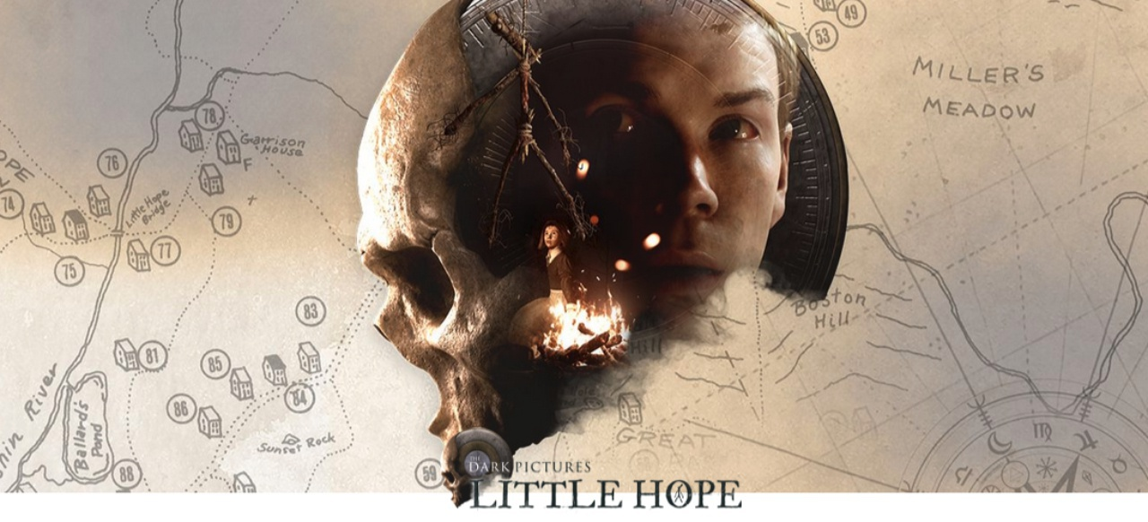 The Dark Pictures Anthology: Little Hope (Action) von Bandai Namco Entertainment Europe