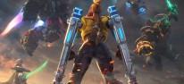 Genesis: Sci-Fi-MOBA für PS4 steht in den Startlöchern