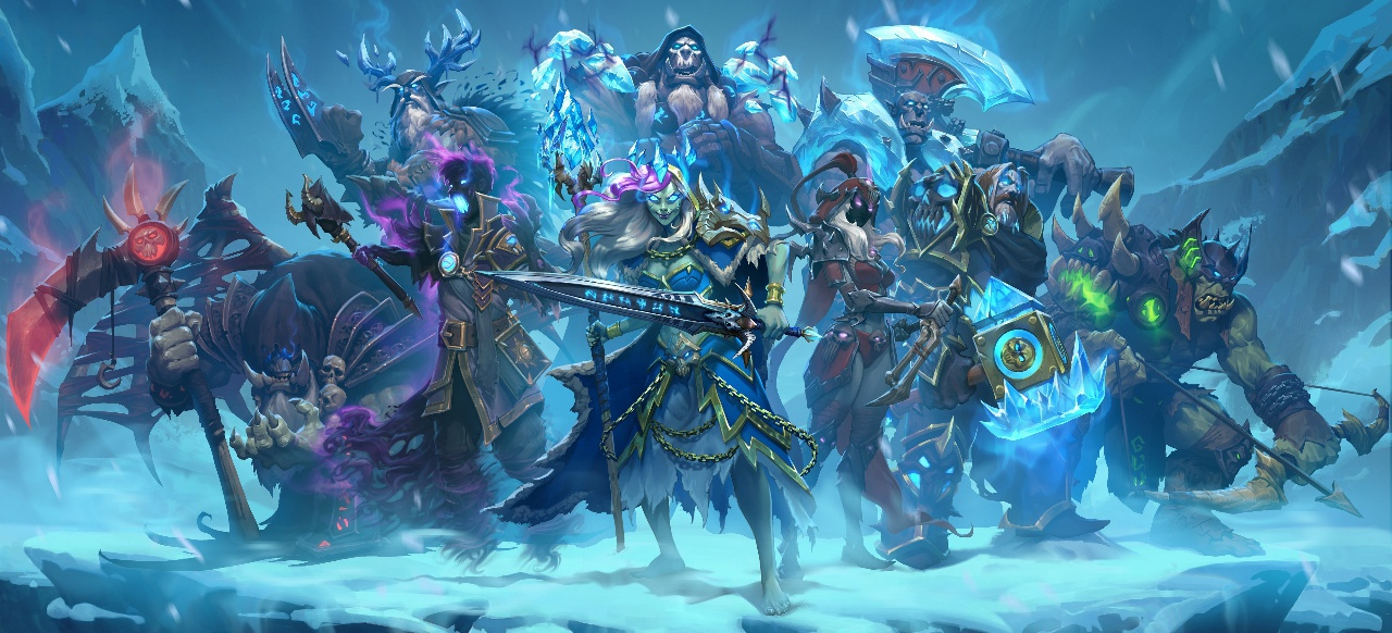 Hearthstone: Ritter des Frostthrons (Taktik & Strategie) von Blizzard Entertainment