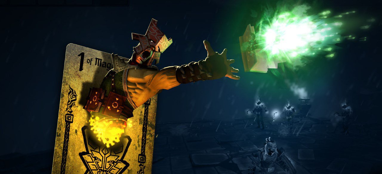 Hand of Fate (Rollenspiel) von Defiant Development