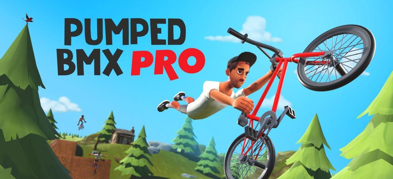 Pumped BMX Pro (Geschicklichkeit) von Curve Digital