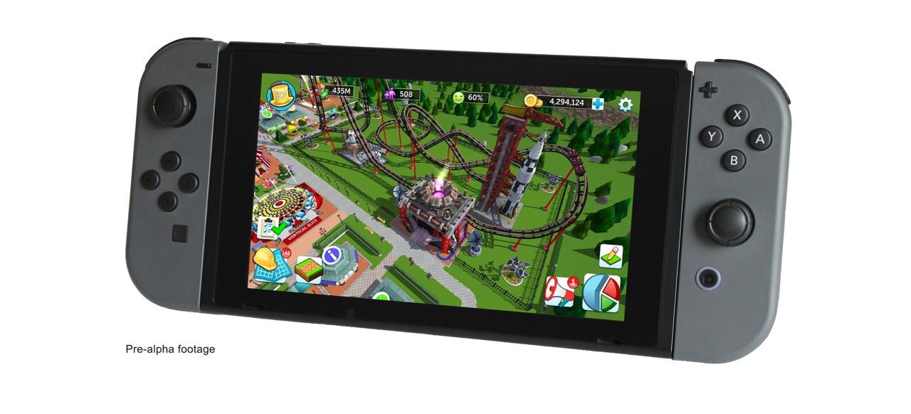 RollerCoaster Tycoon Adventures (Simulation) von Atari / Bigben Interactive