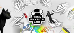 VR-Puzzles und Objekte mit den eigenen Fingern manipulieren