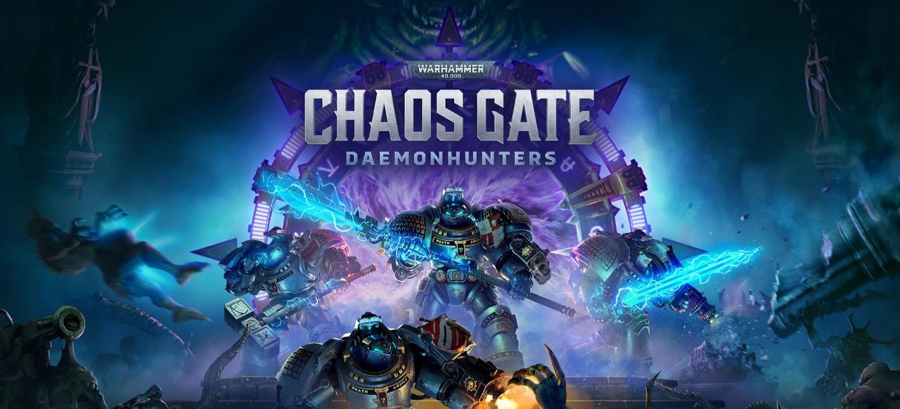 Warhammer 40.000: Chaos Gate - Daemonhunters (Taktik & Strategie) von Frontier Foundry