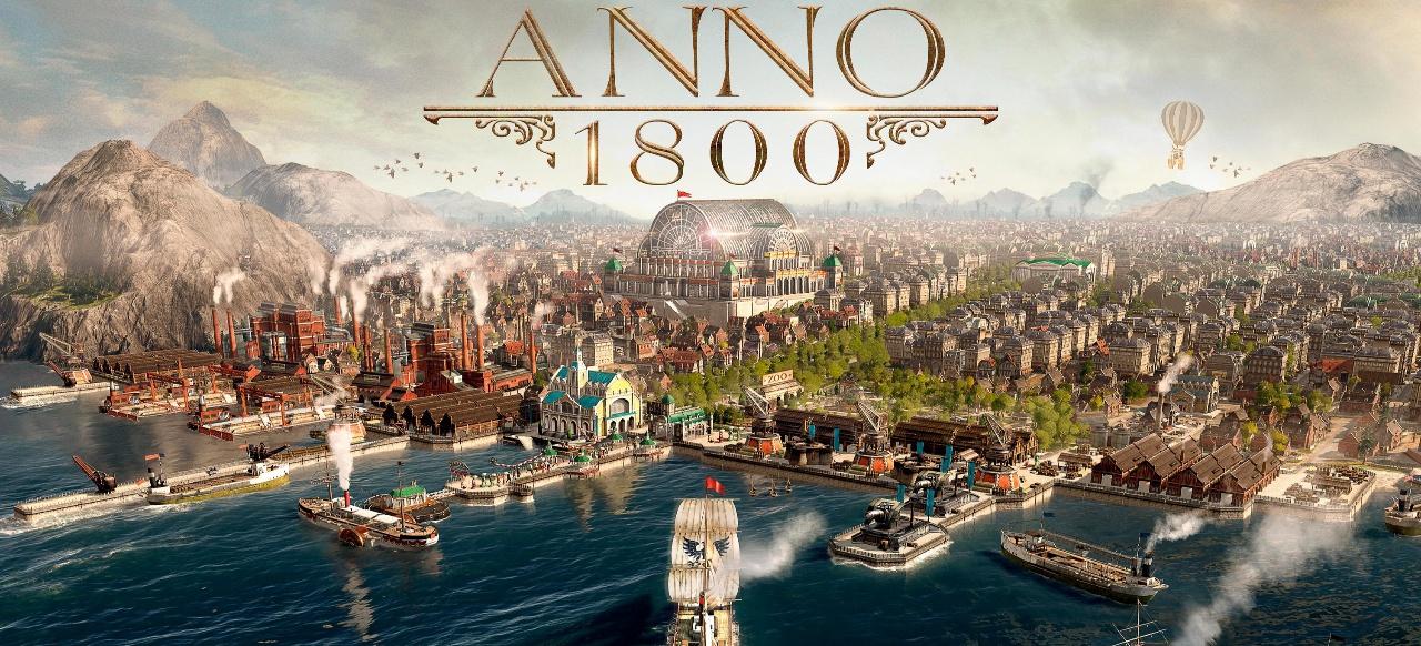 Anno 1800 (Taktik & Strategie) von Ubisoft