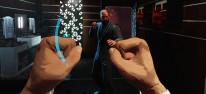 Übertriebene VR-Spionage-Action für Oculus Rift