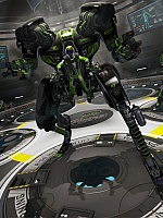 Alle Infos zu RIGS: Mechanized Combat League (PlayStationVR)