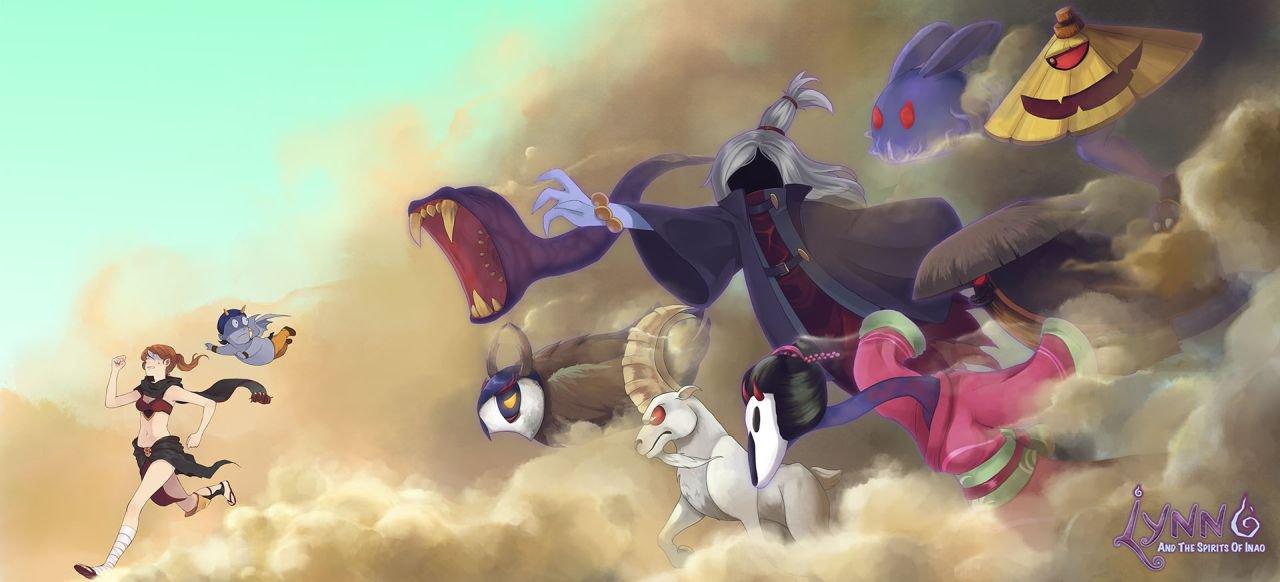 Lynn and the Spirits of Inao (Adventure) von Bloomylight Studio