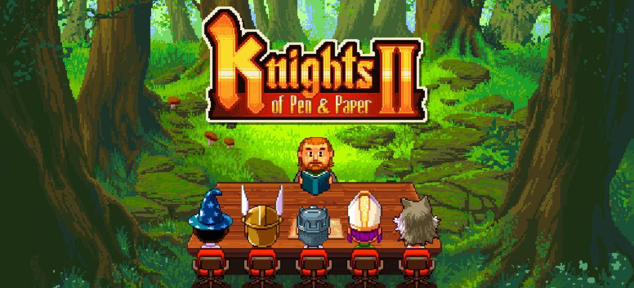 Knights of Pen & Paper 2 (Rollenspiel) von Paradox Interactive / Seaven Studio (Konsolen)