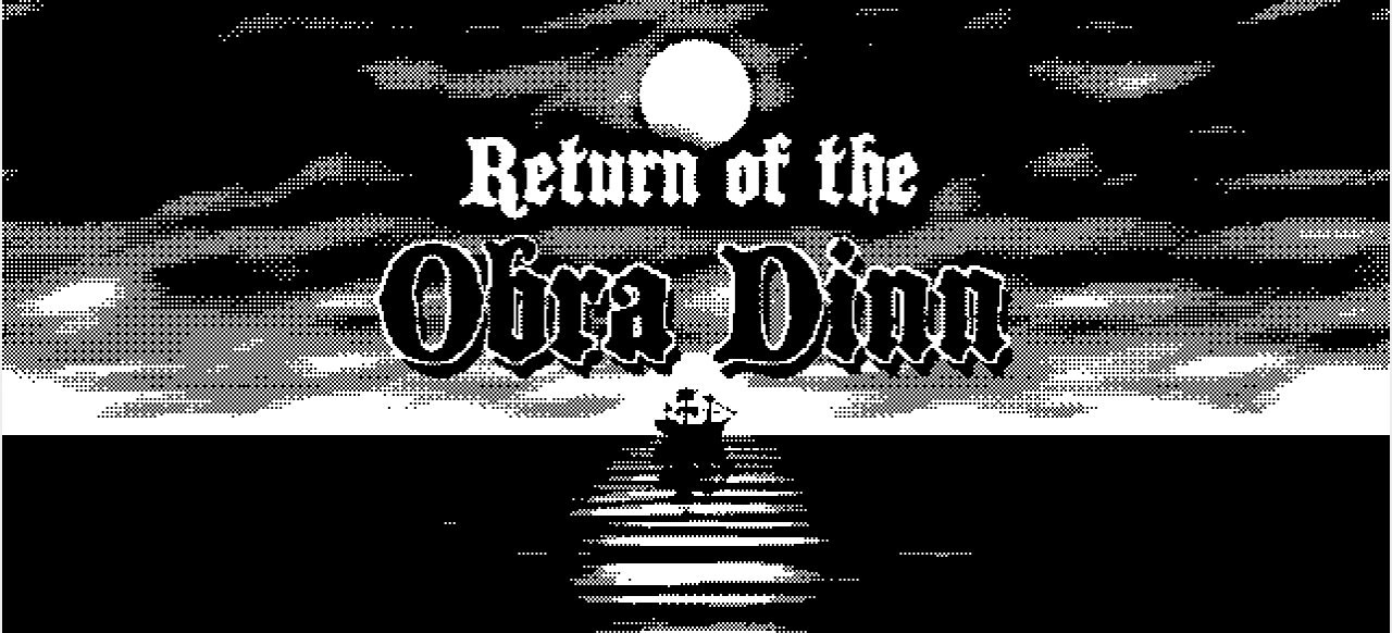 Return of the Obra Dinn (Adventure) von Lucas Pope / 3909