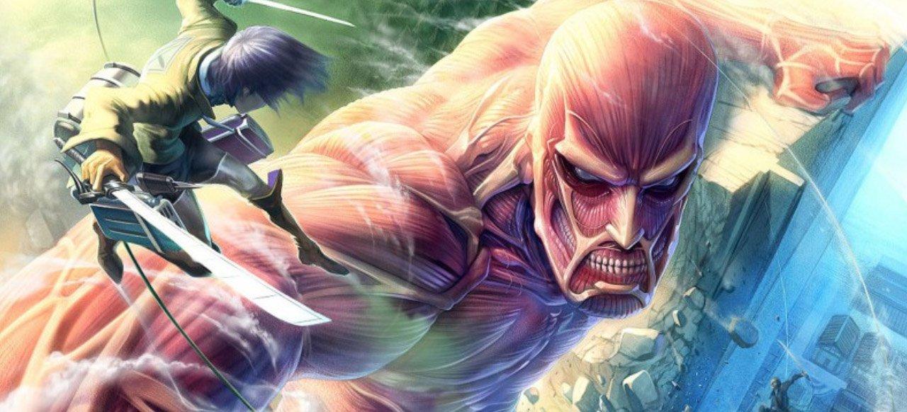 Shingeki no Kyojin: Humanity in Chains (Action-Adventure) von Atlus