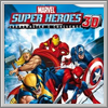 Alle Infos zu Marvel Super Heroes 3D: Grandmaster's Challenge (Wii)
