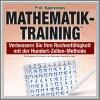 Alle Infos zu Prof. Kageyamas Mathematik-Training (NDS)