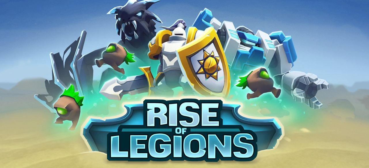 Rise of Legions (Taktik & Strategie) von Crunchy Leaf Games