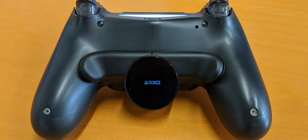 DualShock 4 Rücktasten-Ansatzstück (Hardware) von Sony