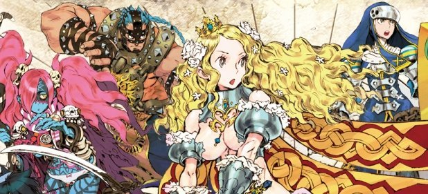 Code of Princess (Rollenspiel) von Atlus