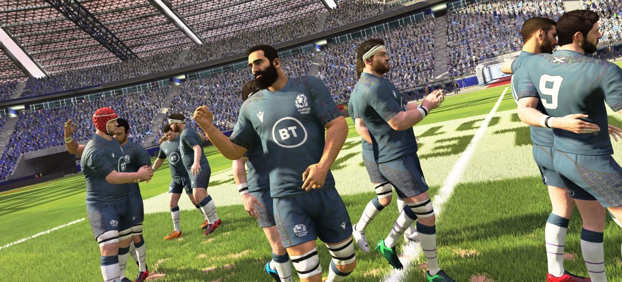 Rugby 20 (Sport) von Bigben