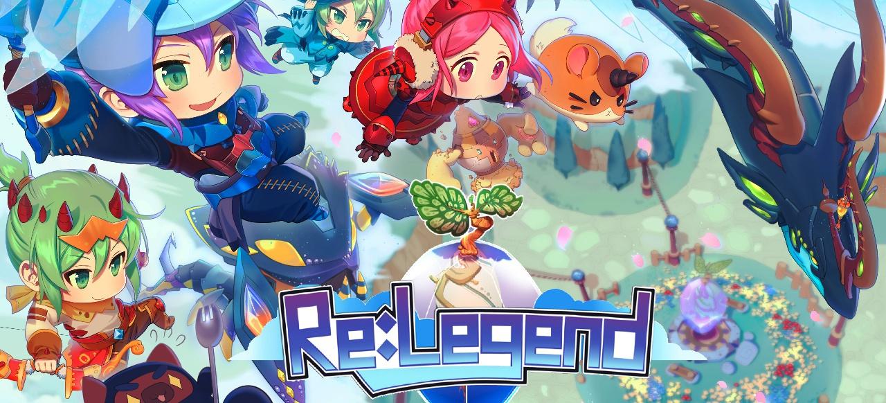 Re:Legend (Rollenspiel) von 505 Games