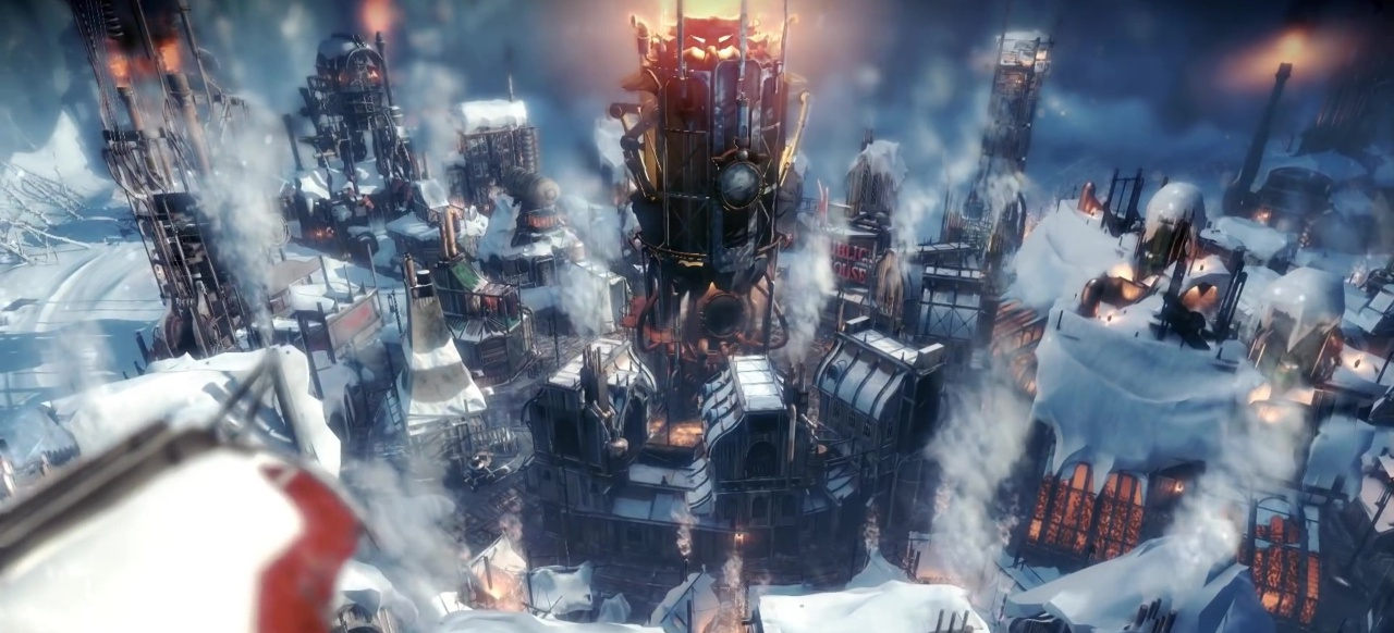 Frostpunk (Taktik & Strategie) von Games Republic / Headup Games / 11 bit studios / Wild River