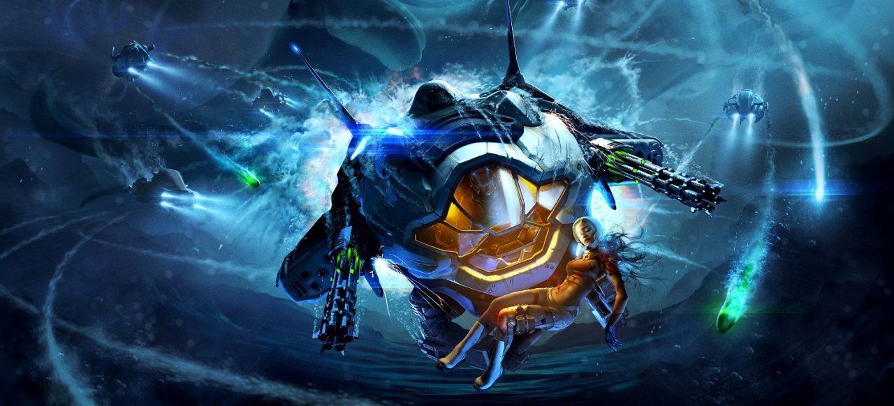 Aquanox Deep Descent (Action) von Nordic Games