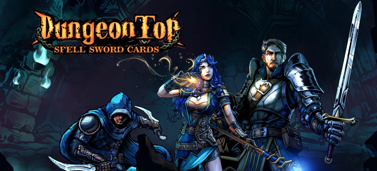 Spellsword Cards: DungeonTop (Taktik & Strategie) von One Up Plus Entertainment / Surefire.Games