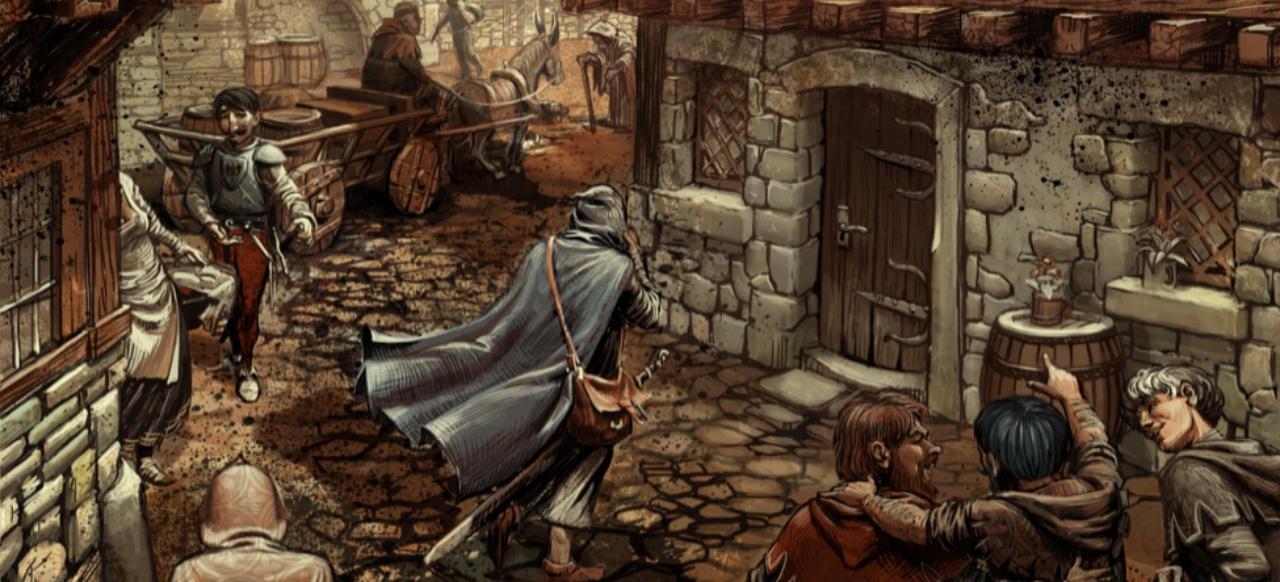 Narborion Saga (Rollenspiel) von Liber Primus Games