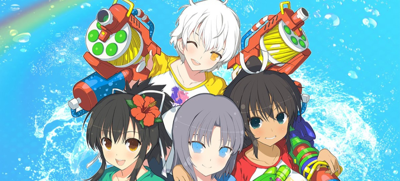 Senran Kagura Peach Beach Splash (Shooter) von Tamsoft, Marvelous Europe und XSEED Games