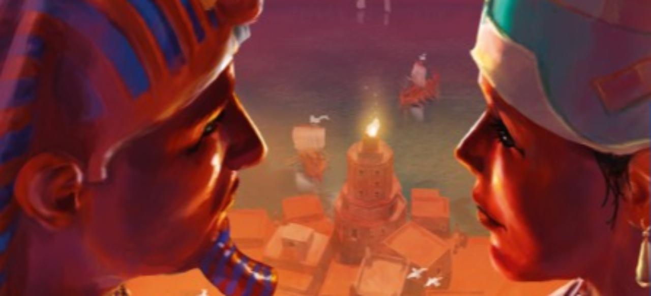Imhotep - Das Duell (Brettspiel) von Kosmos