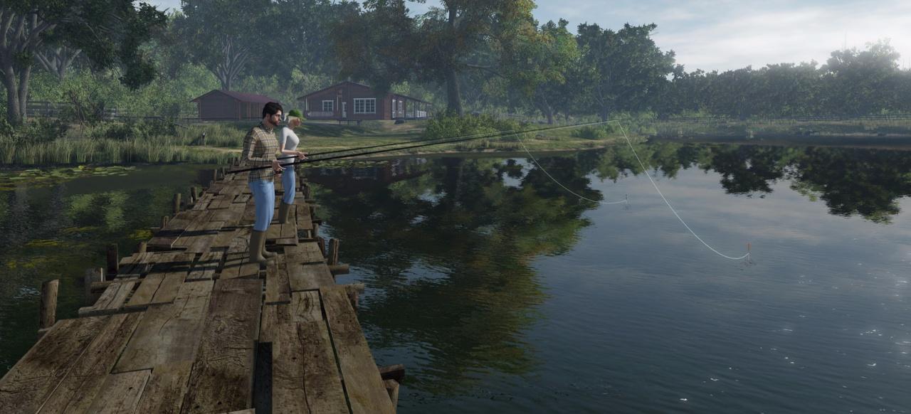 Fishing Planet (Simulation) von Fishing Planet LLC