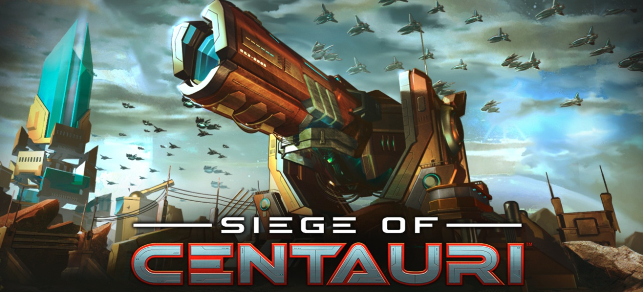 Siege of Centauri (Strategie) von Stardock