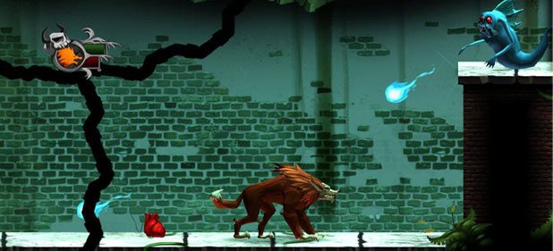 Blood of the Werewolf (Arcade-Action) von Midnight City