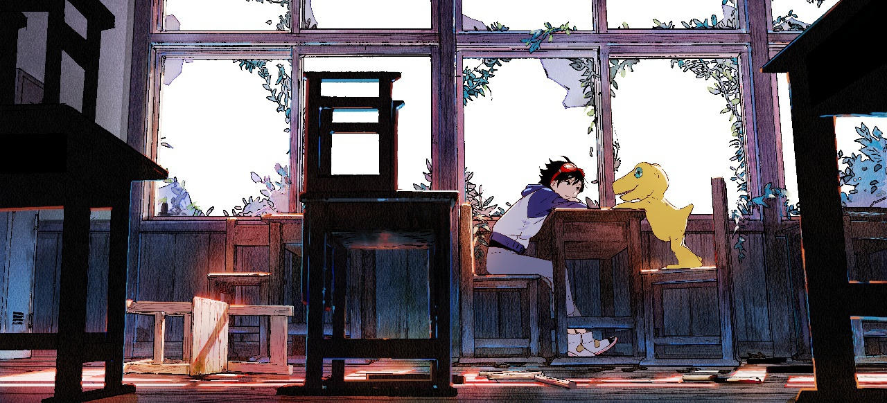Digimon Survive (Taktik & Strategie) von Bandai Namco Entertainment