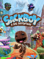Alle Infos zu Sackboy: A Big Adventure (PlayStation4,PlayStation5)