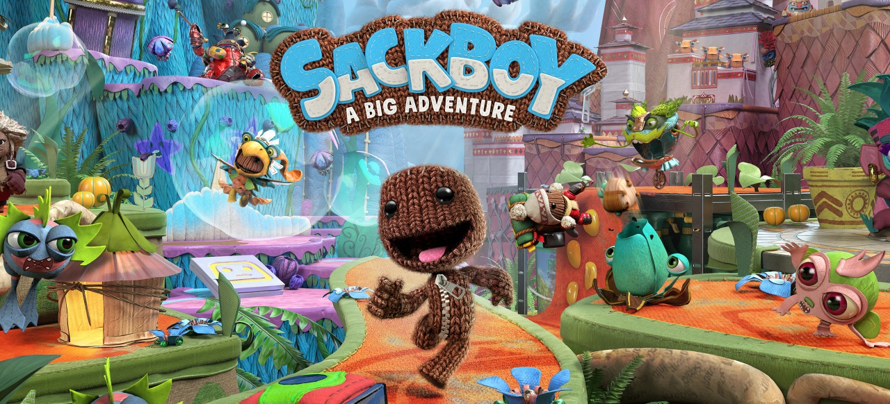 Sackboy: A Big Adventure (Plattformer) von Sony