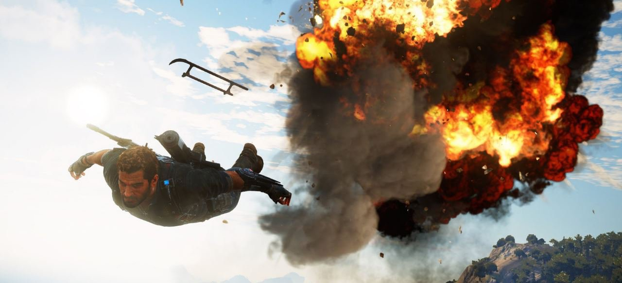 Just Cause 3 (Action-Adventure) von Square Enix
