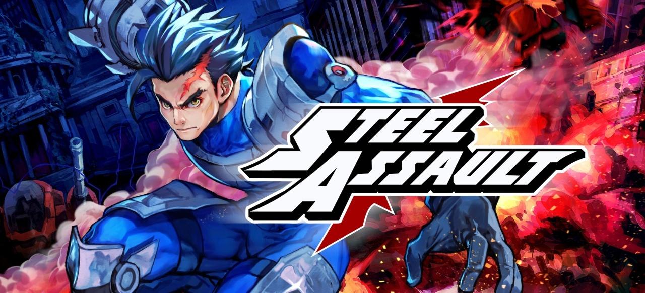 Steel Assault (Plattformer) von Tribute Games