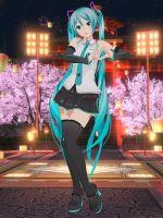 Alle Infos zu Hatsune Miku VR (HTCVive)