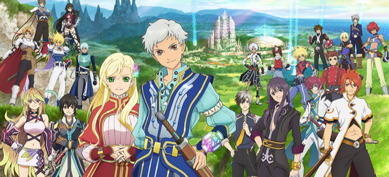 Tales of the Rays (Rollenspiel) von Bandai Namco Entertainment Europe
