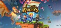 Portal Knights: Erweiterung: Druiden, Fellvolk und Relikt-Verteidigung