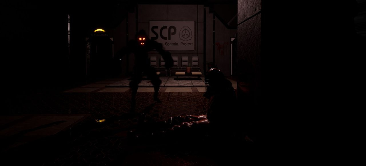 SCP: Blackout (Action-Adventure) von Mahelyk