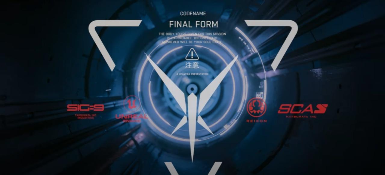 Final Form (Arbeitstitel) (Shooter) von Prime Matter