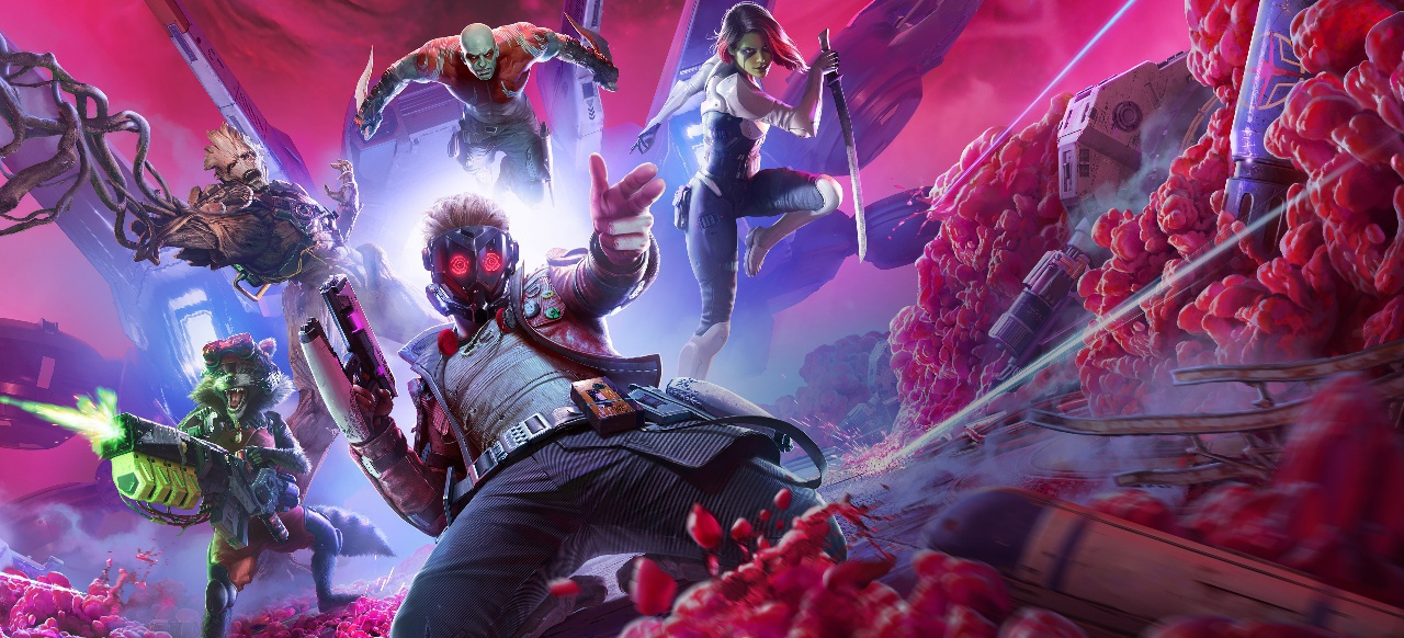 Guardians of the Galaxy (Action-Adventure) von Square Enix